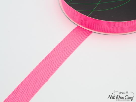 Hoodie-Band neon pink